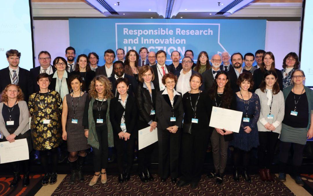 Report EFFARI Responsible Innovation Award Published