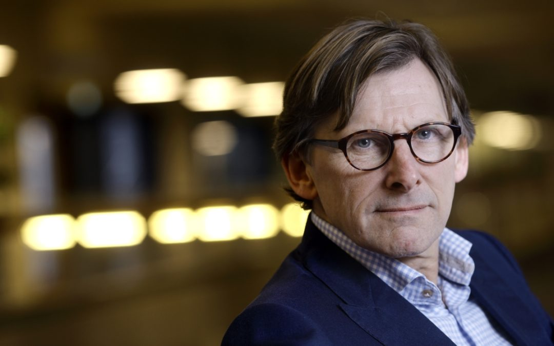 Jeroen van den Hoven Appointed University Professor TU Delft
