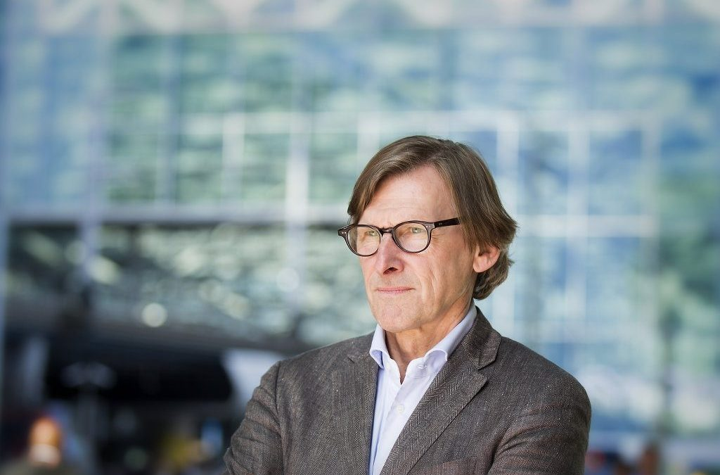 Jeroen van den Hoven appointed to Executive board Foundation for Responsible Robotics