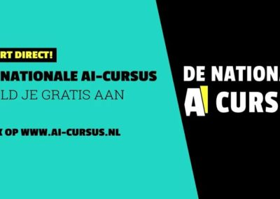 Contribution to Dutch National AI Course